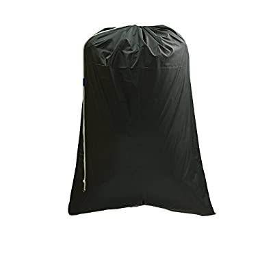 Everstrong Commercial Grade Laundry Bag 30 x40  Black