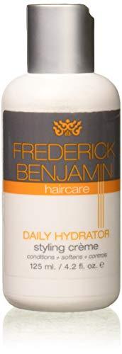 Hydrator Natural Hair - Frederick Benjamin Daily Hydrator Natural Hair Styling Cream for Men