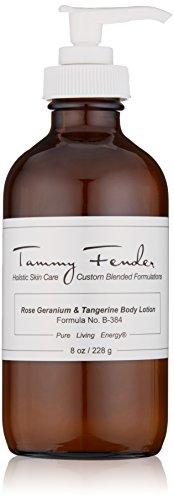 Tammy Fender Rose Geranium & Tangerine Body Lotion, 8 oz