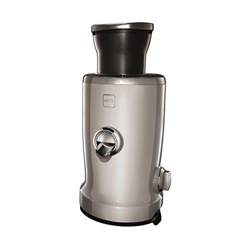 NOVIS Vita Juicer The 4-in-1 Juicer, Silver