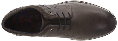 Stringate Grey 3 Uomo dark Derby 21618e Grigio 11 1111 Dark Scarpe Bugatti qOw4IwS
