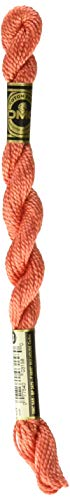 DMC 115 3-351 Pearl Cotton Thread, Coral
