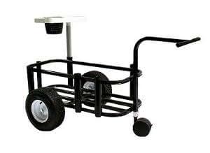 Amazon.com: Carretes sobre ruedas pccartjr-black Pesca polvo ...