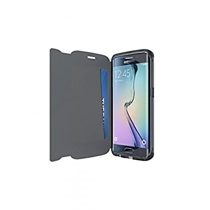 buy online 849e8 edb5a Tech21 Evo Wallet Samsung Galaxy S7 Edge Black