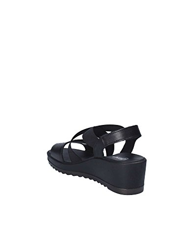 Igi&Co 1173 Sandales Compensées Femmes Black JaWucDu