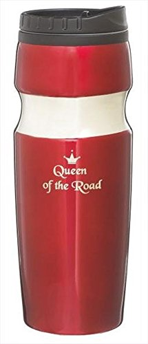 Ganz Red Travel Mug (Ganz Mugs Travel)
