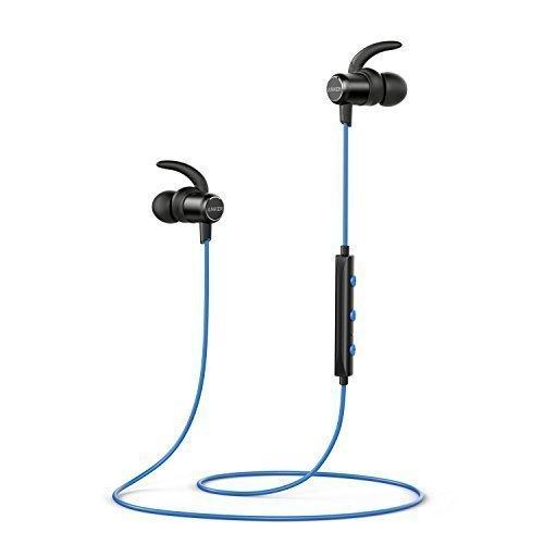91 opinioni per Cuffie Sportive Anker Soundbuds Slim, wireless Auricolari Sportivi in-ear
