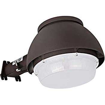 Defiant Dw9519gy A Wall Pole Mount Area Light Outdoor Led