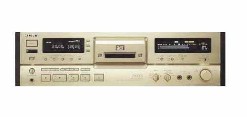 SONY DTC-2000ES DATデッキ ケーブル付   B004PAQKMI