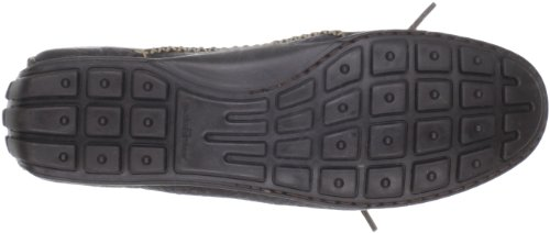 Mässing Boot Mens Delsin Slip-on Brun