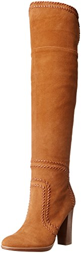 Report Women's Liola Western Boot, Tan, 7 M US by Report