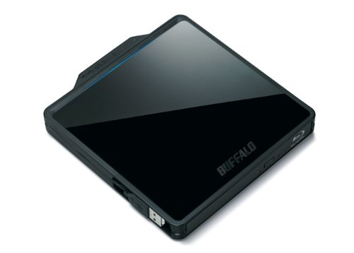 Buffalo MediaStation 6x Portable BDXL Blu-Ray Writer (BRXL-PC6U2B)