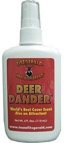 Team Fitzgerald Deer Dander Red, 4 oz.