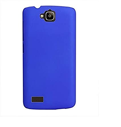 uk availability 0524d 678b9 COVERNEW Back Cover for Huawei Honor Holly U19: Amazon.in: Electronics