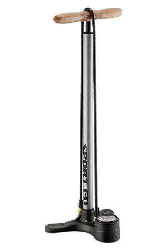 LEZYNE Sport Floor Drive Dual Valve Bicycle Floor Pump, M...