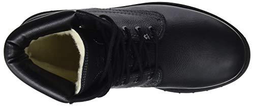Bottes Panama et Classiques Wool Bottines Noir C15 Black Jack Homme 03 FqwZtw6x7