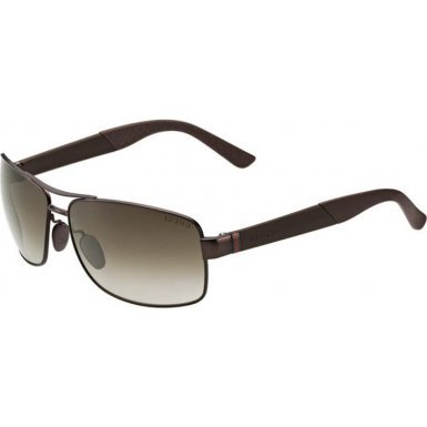 Gucci M-SG-2101 Gucci GG 2234-S 8EJHA-Semi Matte Brown Mens Sunglasses, 63-14-130 mm