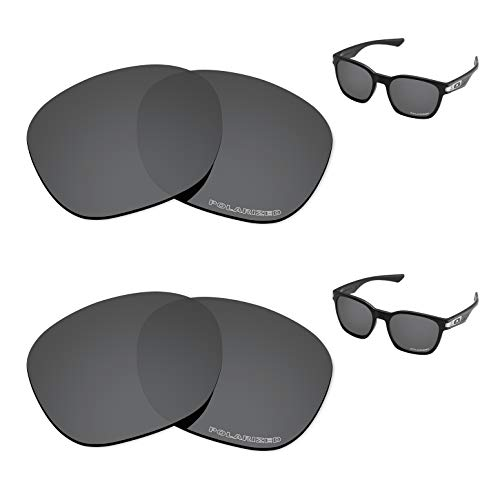 (Tintart Performance Replacement Lenses for Oakley Garage Rock Polarized Etched - Value Pack)