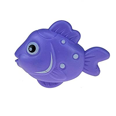 Lumumi Baby Bath Toy Shower Toy, Sea Lion and Fish Toy Funny Toy for Boys Girls: Toys & Games