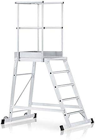 Zarges escalera VDE{5} niveles Z600: Amazon.es: Bricolaje y herramientas