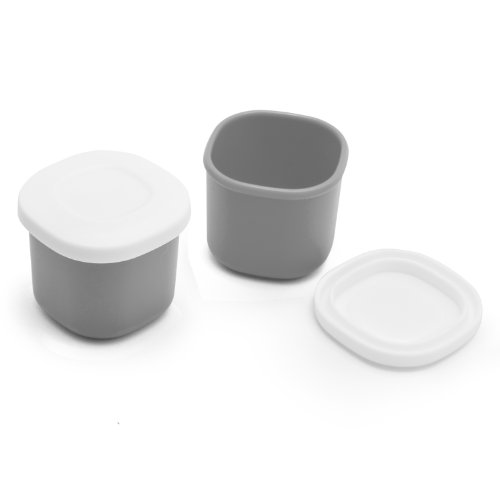 Bentgo Sauce Container (2 Pack) - Two 1.35oz Leak-Resistant Dippers Built to Fit in Either Compartment of Your Bentgo Lunch Box