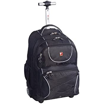 Swiss Gear Backpack Wheels Backpacker Sa