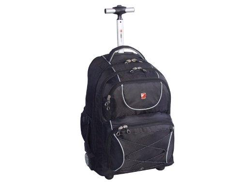 Swiss Gear 15.6'' Rolling Computer Backpack (SWA0961) by Swiss Gear