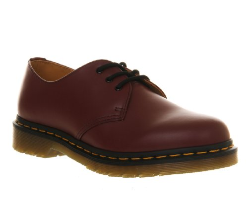 Dr. Martens , Ballerines pour femme xxx - Rouge - Cherry Red, 7 UK