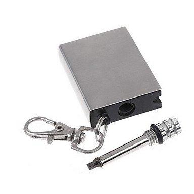 Generic Militar permanente de metal Mechero de Match caja ...
