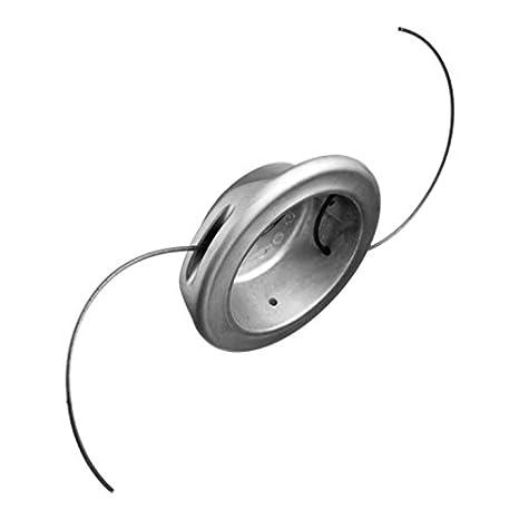Desbrozadora Husqvarna cabeza de aluminio: Amazon.es: Bricolaje y ...