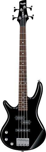 Ibanez GSRM20LBK miKro, Left-handed - Black - Pearl Left Handed Guitar