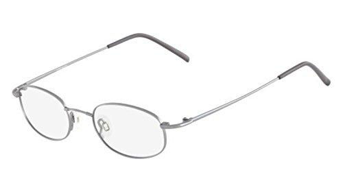 Flexon Flexon 609 Eyeglasses 040 Dark Silver 040 Demo 50 19 140