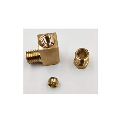 Most Popular Hydraulic Tube Compression Elbow Fittings