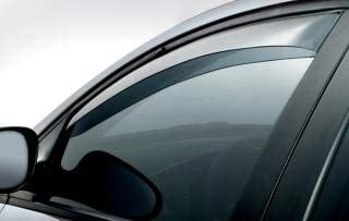 Only for the 5 Doors Model Pair of Front Wind Deflectors G3 19.481 G3 19.481-8025 Tinted Easy to Fit