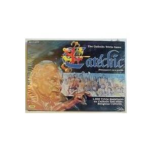 Catechic The Catholic Trivia Game Tyco - 31cXi l5yqL - Catechic The Catholic Trivia Game Tyco