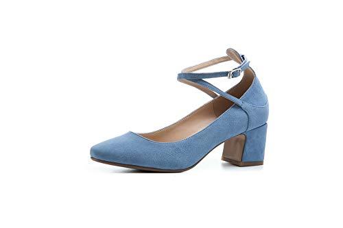 Ciel Sandales Compensées Apl11155 Bleu Femme Balamasa x6Ra5nW5X