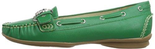 Andrea 0873010 Grün Vert Femme 041 Conti grün Mocassins qHxO7q