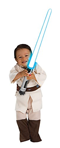 UHC Boy's Obi-Wan Kenobi Star Wars Infant Fancy Dress Child Halloween Costume