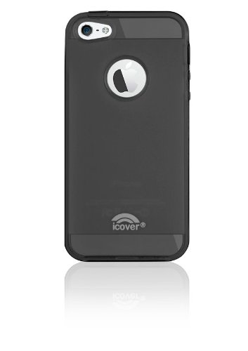 iPhone 5;SPADA;sporty;Softcover;Hülle;Bumper;Tasche; für das iPhone5; Schutzhülle;Case;Cover;transparent;schwarz;black
