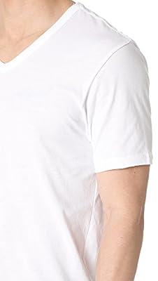 Calvin Klein Men's Classic Crew Neck T-Shirt Cotton Stretch 3-Pack