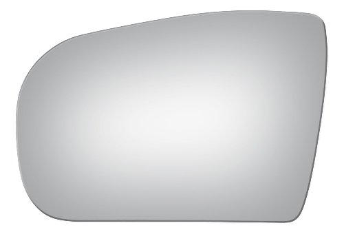 2000 - 2003 Mercedes Benz E320 Flat Driver Left Side Replacement Mirror (Mercedes Benz Mirror Glass)