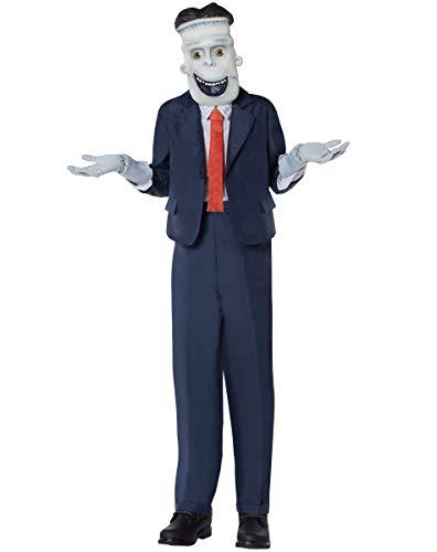 (Spirit Halloween Kids Frankenstein Costume - Hotel Transylvania 3: Summer)