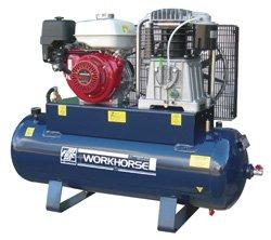 Compresor de aire herramienta de trabajo de FIAC 5HP 150L 15,6 CFM gasolina: Amazon.es: Bricolaje y herramientas