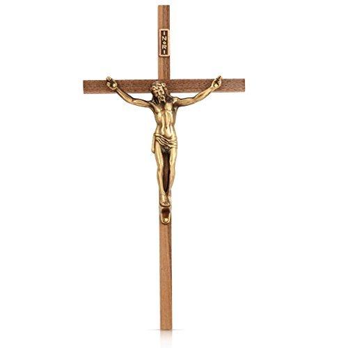Crucifix Wood Cross - SmartChoice Crucifix - 10
