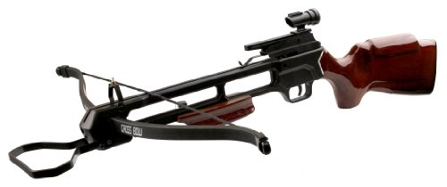 MTECH USA DX-200WD2 150LBS PRE-STRUNG CROSSBOW WOOD STOCK Review