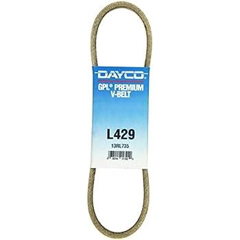 Dayco L429 V Belts