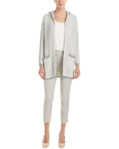 Vince Camuto Womens Two By Cardigan, XXS, Grey