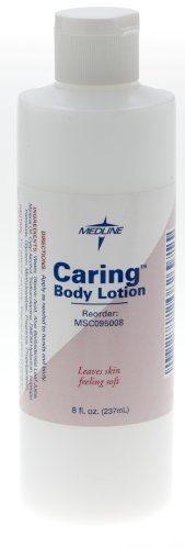 Medline MSC095008 Caring Body Lotion