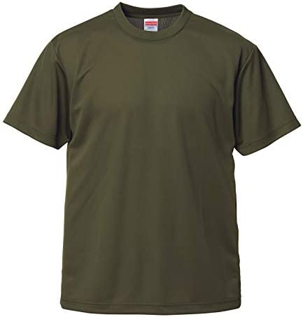 UnitedAthle 4.1オンス ドライ アスレチック Tシャツ 590002 [キッズ]