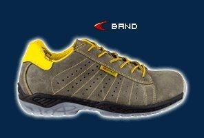 Cofra 30050-002.W45 S1 SRC taglia 45 P», «le scarpe di sicurezza, colore: grigio/giallo
